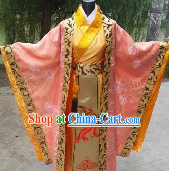 Ancient Chinese Queen Clothes Hanfu