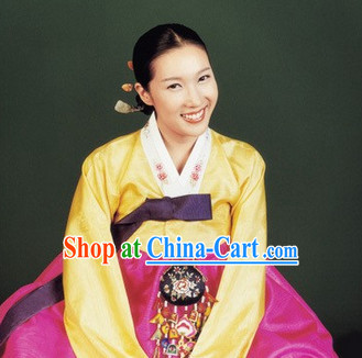 Korean Traditional Outfit for Women