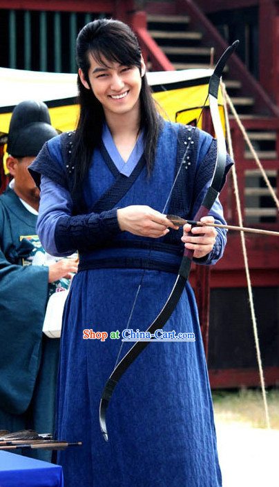 Ancient Korean Traditional Clothes for Men