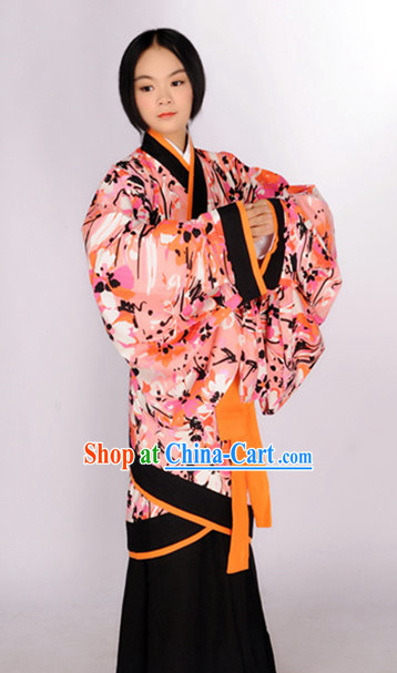 Top Costume Picks of 2015 Chinese Ancient Hanfu Suit for Women