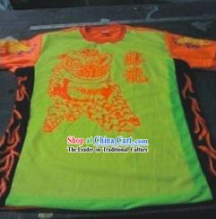 Professional Stage Performance Dragon Dance and Lion Dancing Group Dance Costume