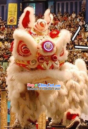 Winner Competition Lion Dance Costume Complete Set