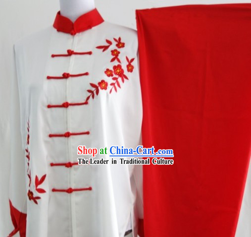 Traditional Style All Silk Brocadcloth Uniform
