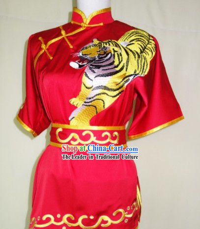 Chinese Traditional Kung Fu Uniform Complete Set