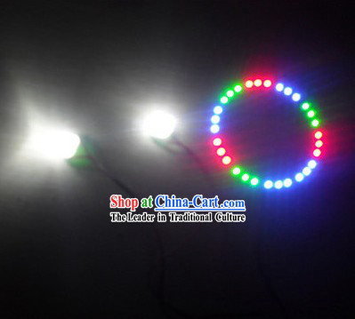 LED Lights Circle for Lion Head