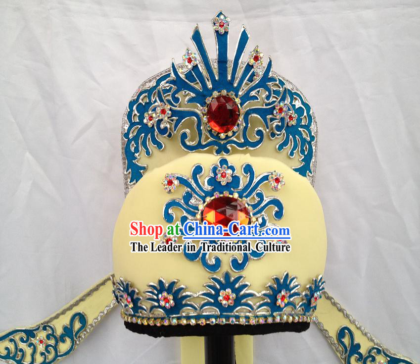 Ancient Chinese Opera Stage Performance Male Hat