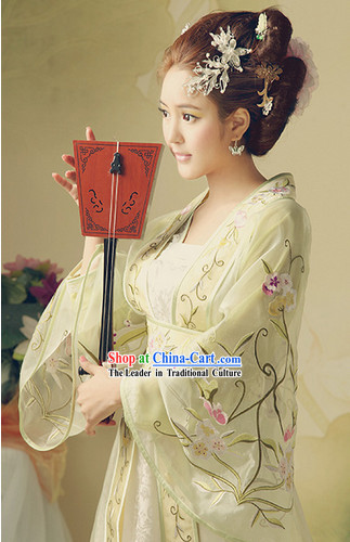Ancient Chinese Princess Clothes