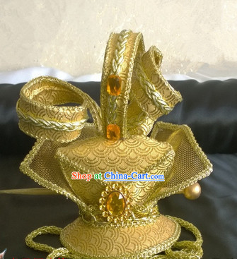 Ancient Chinese Male Hat Coronet