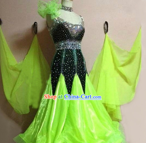 Top Tailored Custom Made Professional Dance Costumes