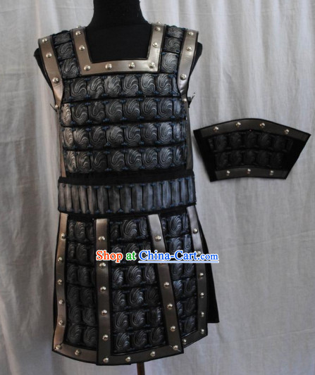 Ancient Chinese Rider Hero Armor Clothes Complete Set for Men