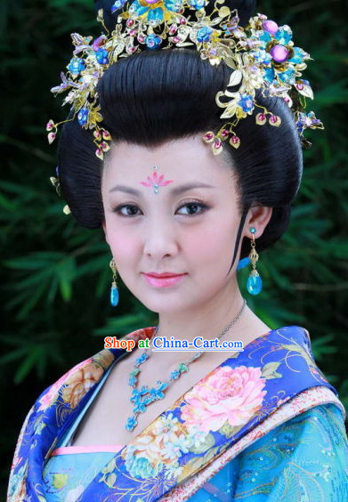 Ancient Chinese Empress Headwear