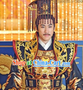 Tang Dynasty Emperor Crown Free Shipping