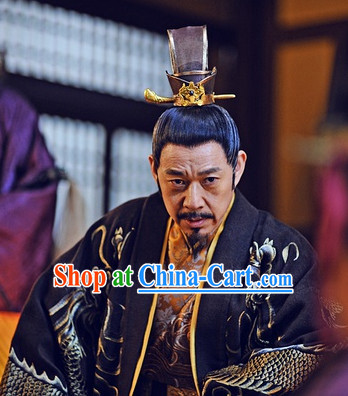 Ancient Chinese Emperors Crown