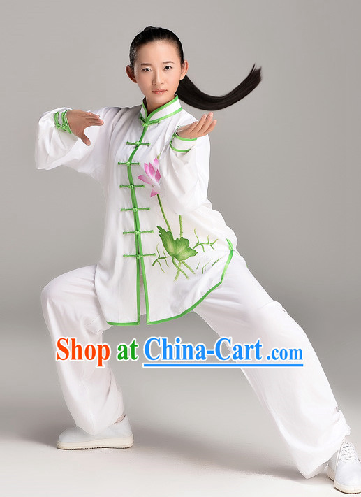 Top Kung Fu Training Uniform