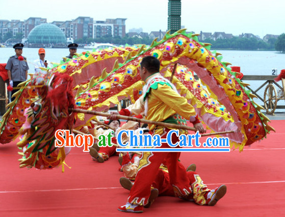 Chinese New Year Dragon Costume for Men