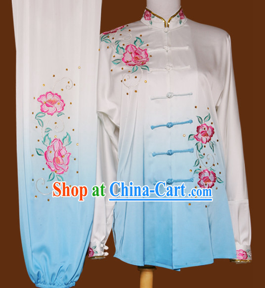 Chinese Martial Arts Kung Fu Training Outfit