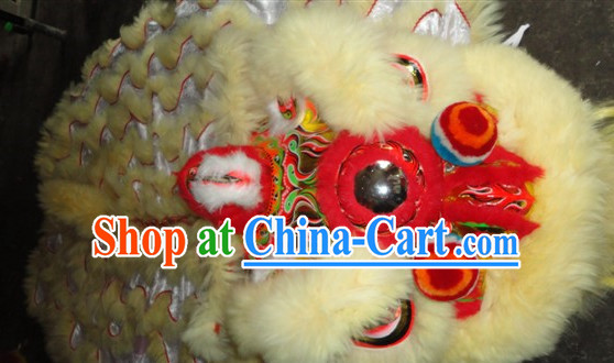 Chinese New Year Lion Dance Costumes Complete Set