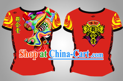 Chinese New Year Dragon and Lion Dancer Outfit