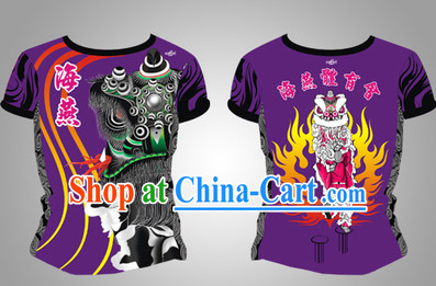 Chinese New Year Dragon and Lion Dancer Outfits