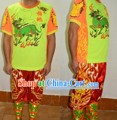 Top Chinese Dragon Dancer Costume