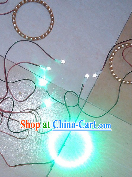 LED Lights Circle for Lion Dance Equipment
