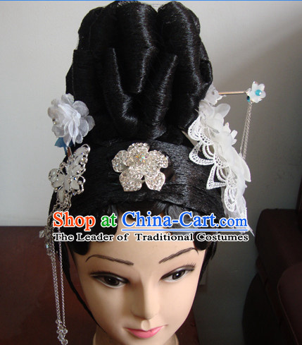 Chinese Opera Theatrical Performances Dou Er Fascinators Fascinator Wholesale Jewelry Hair Pieces