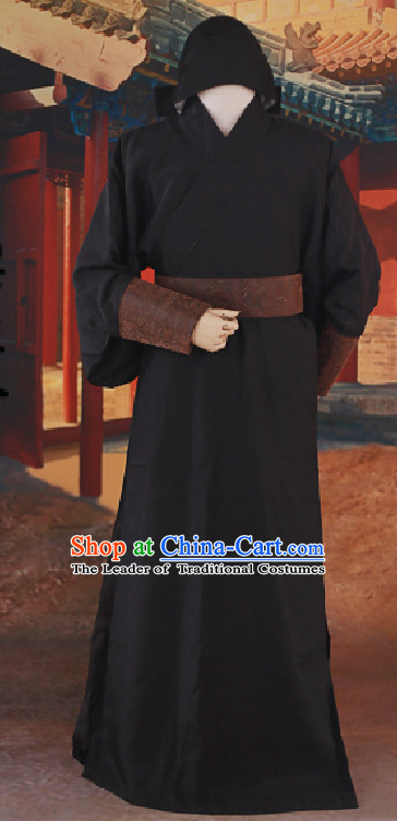 Asian Chinese Halloween Costume Cosplay Costumes Superhero Costumes Complete Set for Men