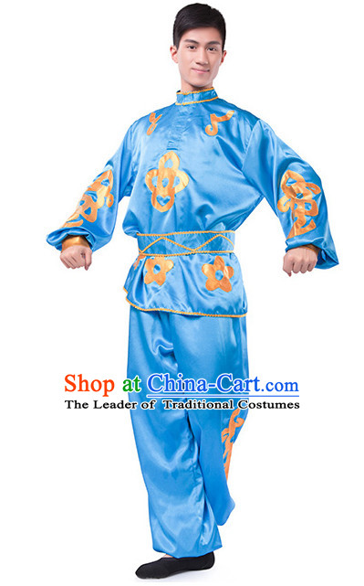 Chinese Dragon Dance Costume Wholesale Clothing Discount Dance Costumes Dancewear Supply for Men