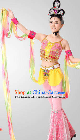 Classical Dance Costume Wholesale Clothing Discount Dance Costumes Dancewear Supply and Headpieces for Teenagers
