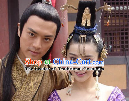 Ancient Chinese Shang Dynasty Queen Hair Accessories
