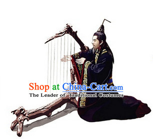 Chinese Costume Hanfu Chinese Costumes Ancient Clothing Garment Outfit Traditional Han Fu Suit