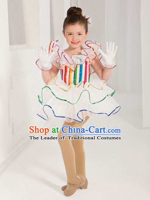 Kids Tutu Ballet Costumes Tutus Tu Tu Dancing Costumes Dancewear Dance Supply Free Custom Tailored Service