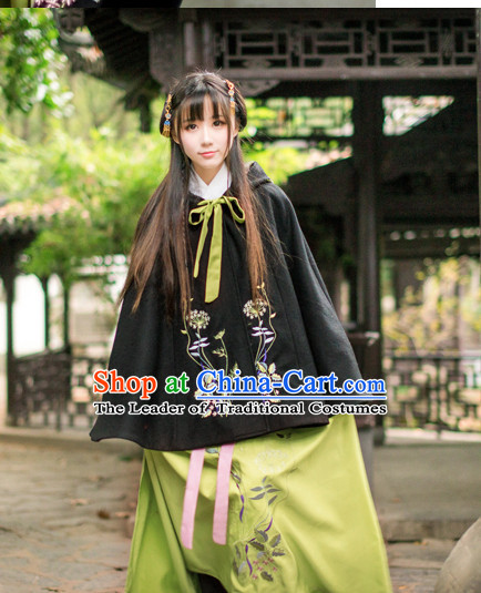 Ancient Chinese Ming Dynasty Women Costumes Kimono Costumes Wholesale Clothing Dance Costumes Cosplay Han Fu