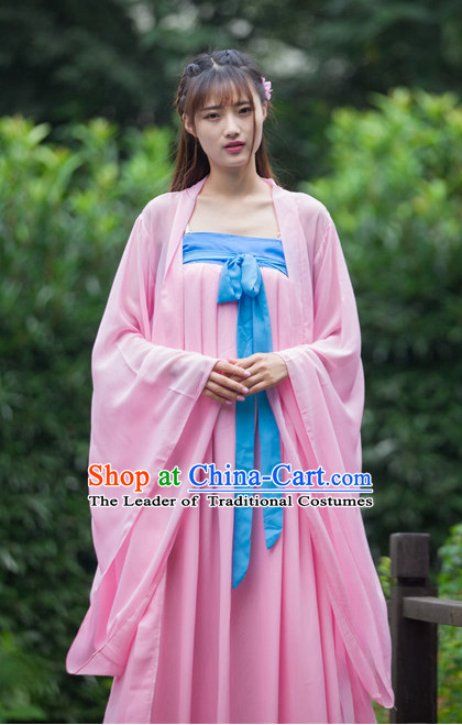 China Tang Dynasty Group Dance Costumes for Girls