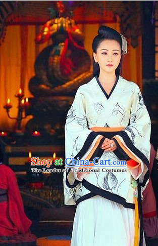 Kimono Chinese Costume Chinese Costumes Carnival Costumes Fancy Dress Garment