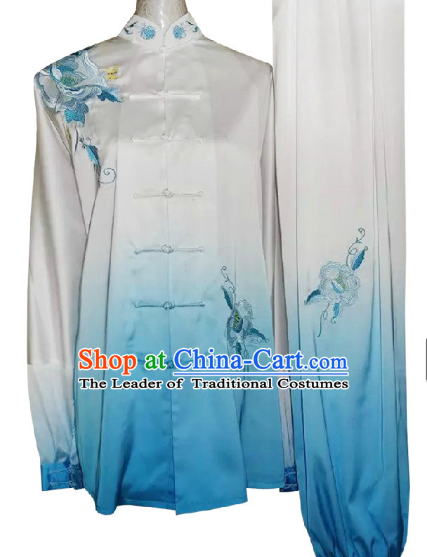 Top Asian Kung Fu Martial Arts Taekwondo Karate Uniform Suppliers Clothing Dress Costumes Clothes for Adults and Kids
