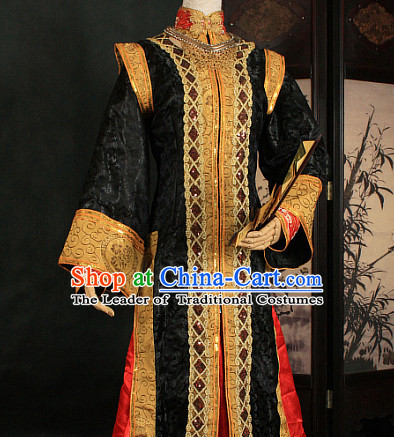 Chinese Ancient  Emperor Garment Dress Costumes Japanese Korean Asian King Costume Wholesale Clothing Garment Dress Adults Cosplay for Women