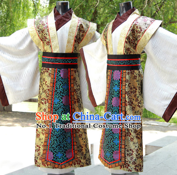 Ancient Chinese Chancellor Costumes for Men