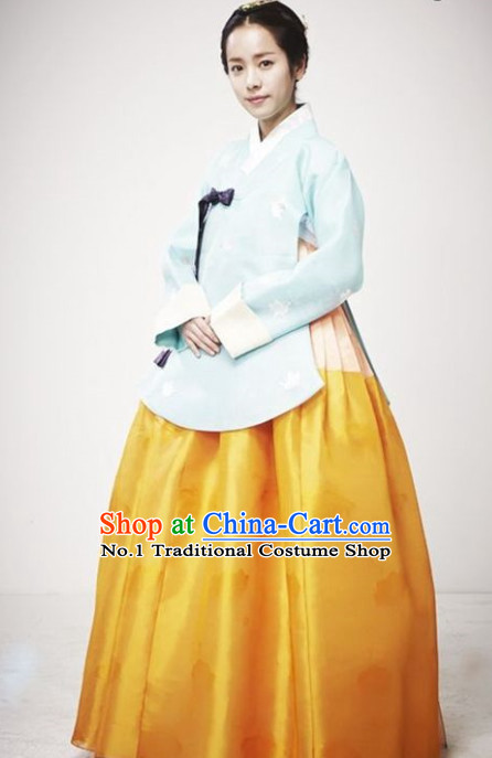 Korean Hanbok Suit for Women