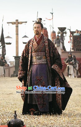 Chinese Government Official Prime Minister Theme Photography Costumes