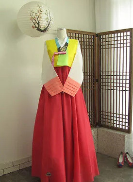 Asian Fashion Korean Hanboks for Women