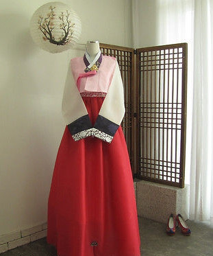 Asian Fashion online Korean National Dresses for Women