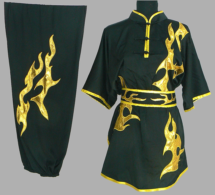 Top Southern Fist Kung Fu Marshal Arts Uniform Complete Set