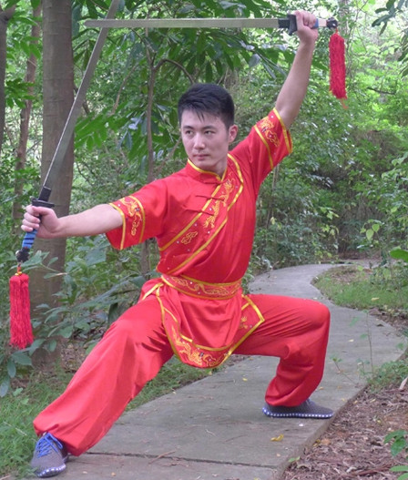 Top Henan Province Shaolin Kung Fu Kung Fu Training Learn Shaolin Suit