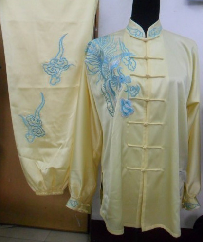 Top Phoenix Tai Chi Competition Championship Suit