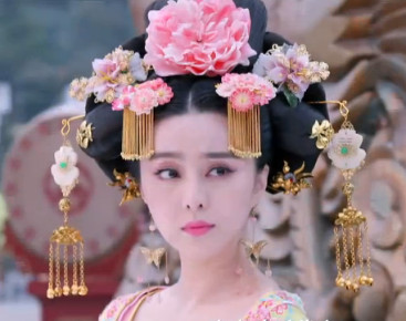 Tang Dynasty Empress Hair Accessories Set