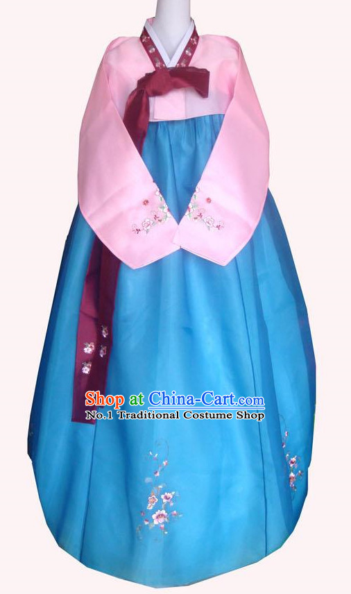 Korean Traditional Dress Dance Costumes Asian Fashion Accessories Korean Outfits online Shopping