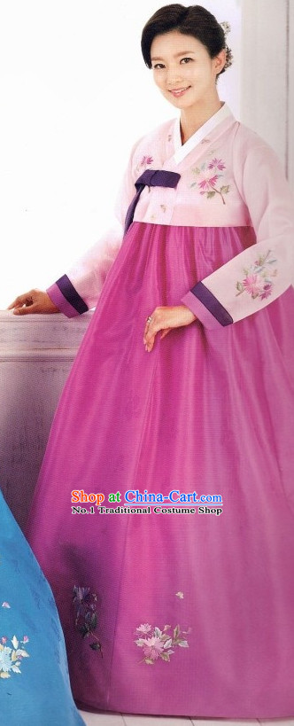 Korean Traditional Hanboks for Women