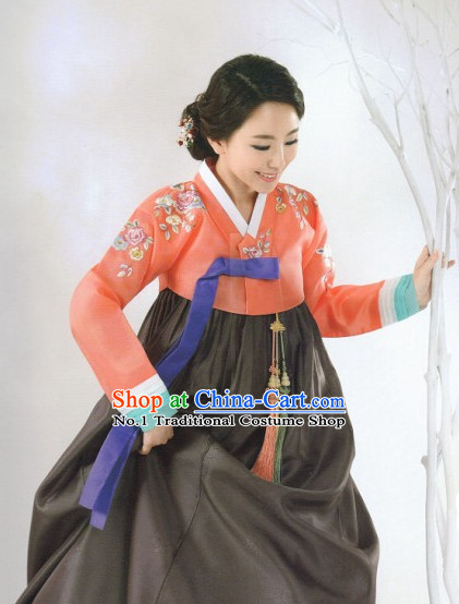 Korean Fashion Traditional Hanbok for Women
