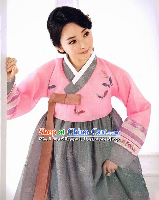 Korean Traditional Ceremonial Clothes for Women
